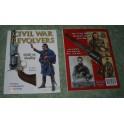 Civil war revolvers,les révolvers de la guerre de sécession