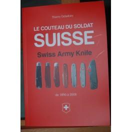 Le couteau du soldat Suisse