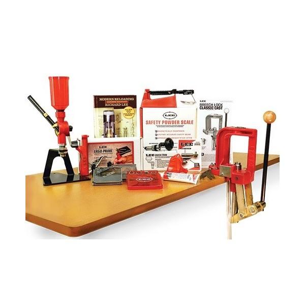 kit presse de rechargement lee breech lock classic vintage broker info. Black Bedroom Furniture Sets. Home Design Ideas