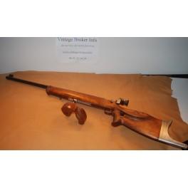 carabine lourde de match artisanale en 22 Lr