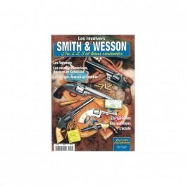 LES REVOLVERS SMITH & WESSON N°1,2,3 ET LEURS VARIANTES