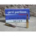 munition Partizan 7.62x54R