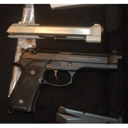 PISTOLET BERETTA 92 FS 9MM PARA+conversion
