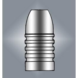 Moule à balle pour calibre 50-70, 50-90, 50-110, 515 grains