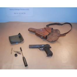 pistolet SIG P210 garde frontière