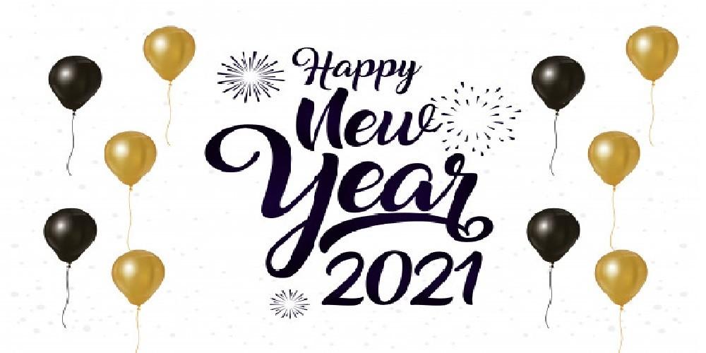 Meilleurs Vœux 2021